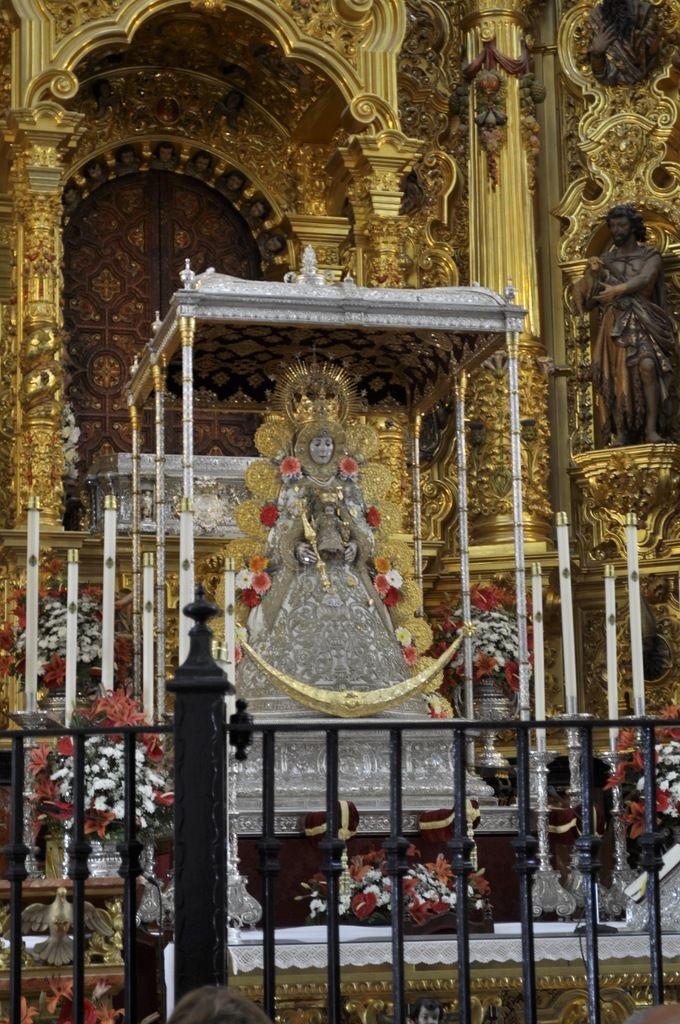 Publicamos la ermita de Nuestra Señora del Rocío. #historia #turismo http://www.rutasconhistoria.es/loc/ermita-de-nuestra-senora-del-rocio
