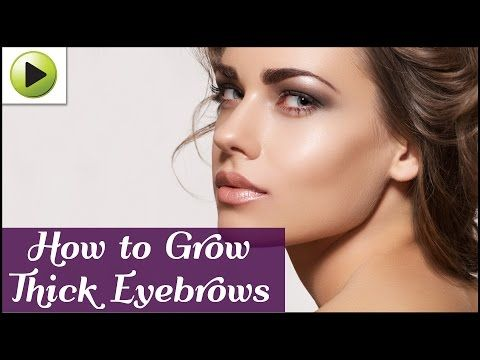 Best Thicker Eyebrows Ideas On Pinterest Grow Thicker - Get thicker eye brows naturally eyebrow growing tips