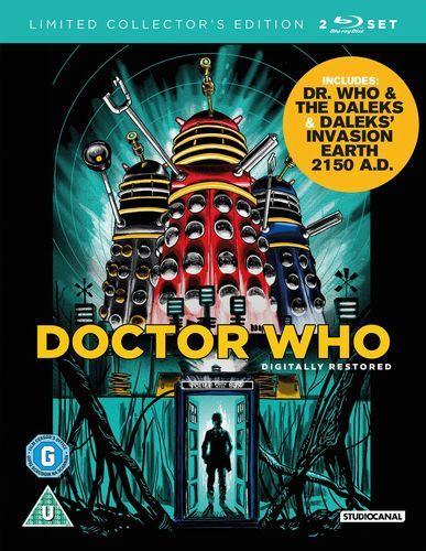 Dalek Movie box set