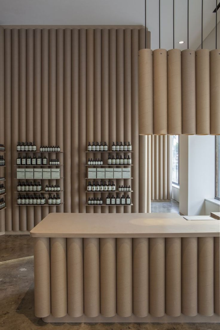 Aesop dtla by Brooks + Scarpa Architects - Retailand Retail Design