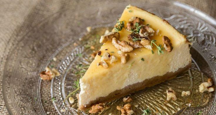 Ελληνικό cheesecake με γιαούρτι