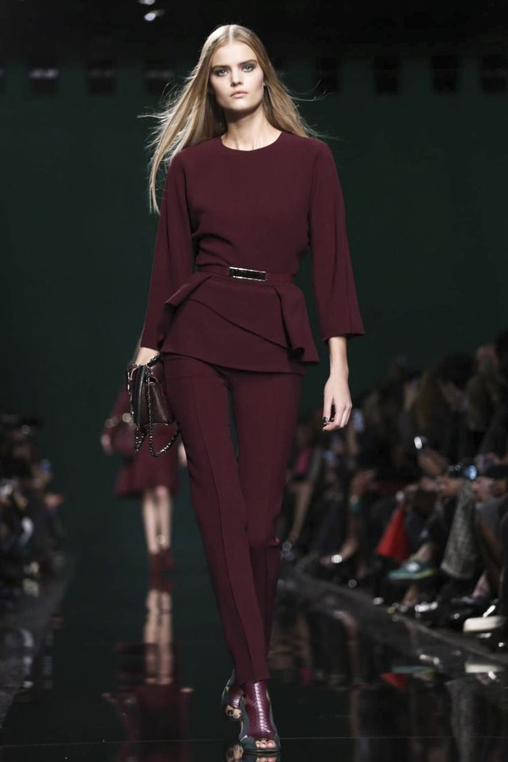 Elie Saab Ready To Wear Fall Winter 2014 Paris - NOWFASHION: