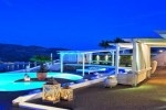 Levantes luxury apartments in Ios, Greek Island are stunning.   Love this island- pretty and has amazing nightlife