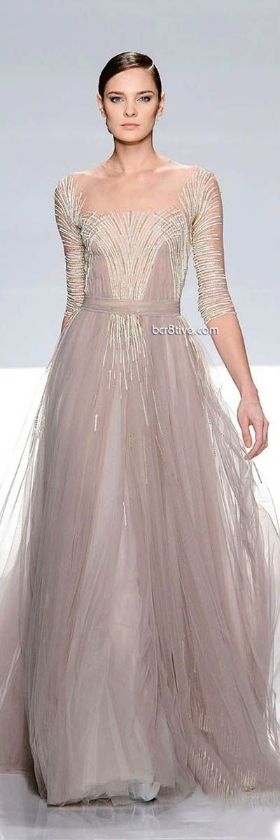 Tony Ward Spring Summer 2013 Haute Couture~