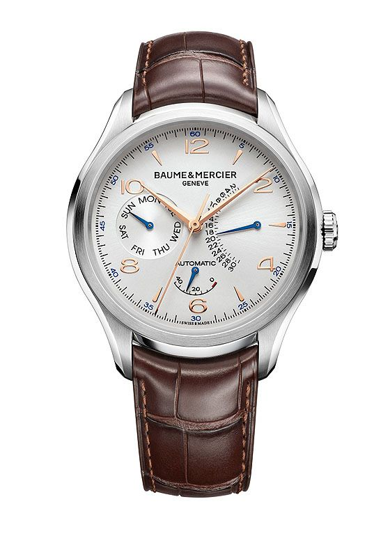 Baume & Mercier Clifton Retrograde Date Automatic