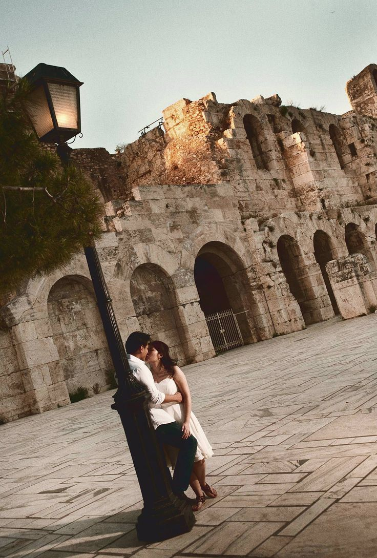 Engagement shoot in Athens #engagementathens #portraitsessionathens #Athens