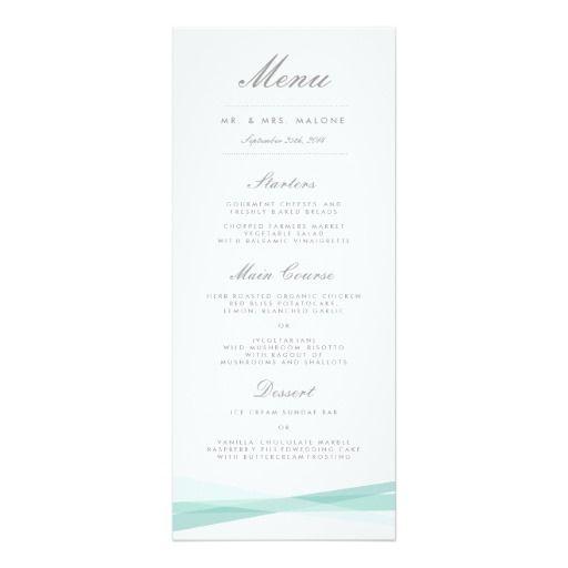 Best Menu Real Images On   Wedding Menu Cards