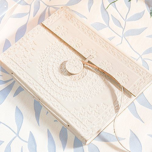 Wedding Journal Guest Book by Beau-coup
