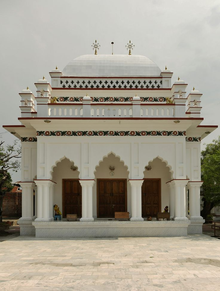 Gopinath Temple, Ningthoukhang, Manipur, India