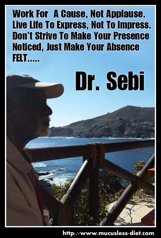 Dr. Sebi - A Complete Biography