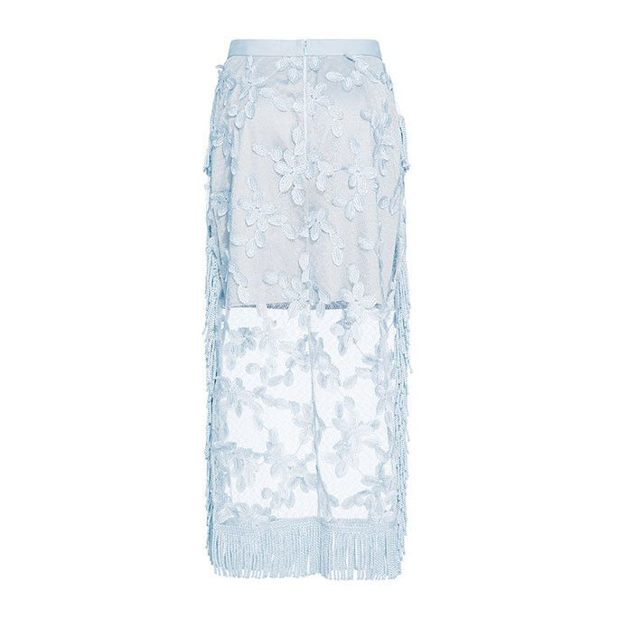 Alice McCALL - You Dance Skirt Silver Blue
