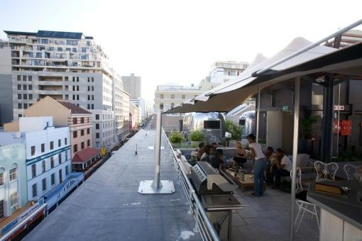 Sky Bar in Long Street, Cape Town | Rooftop Bar | The Grand Daddy