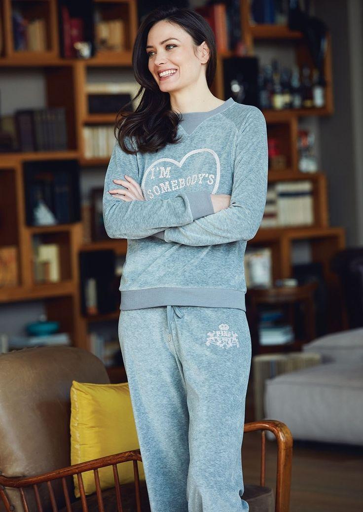 Penye Mood 8054 Bayan Pijama Takım #Markhacom #Polar #Kışlık #PolarPijamaTakım #YeniSezon #NewSeason #Moda #Fashion #OnlineAlışveriş #PolarYelek