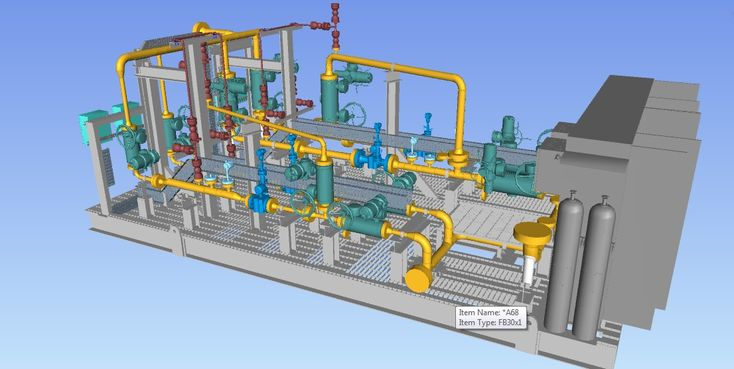 3d Modeling Detailed Engineering Pipe Stress Analysis