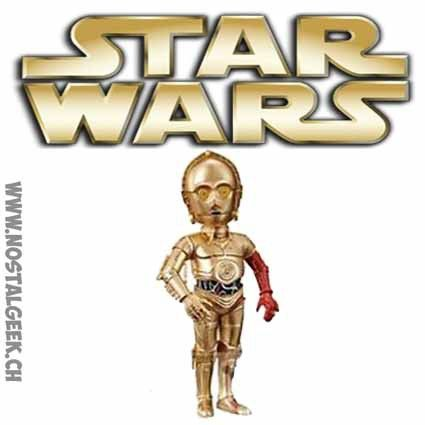 Manga Star Wars C3PO The Force Awakens World Collectable Figure Pre...