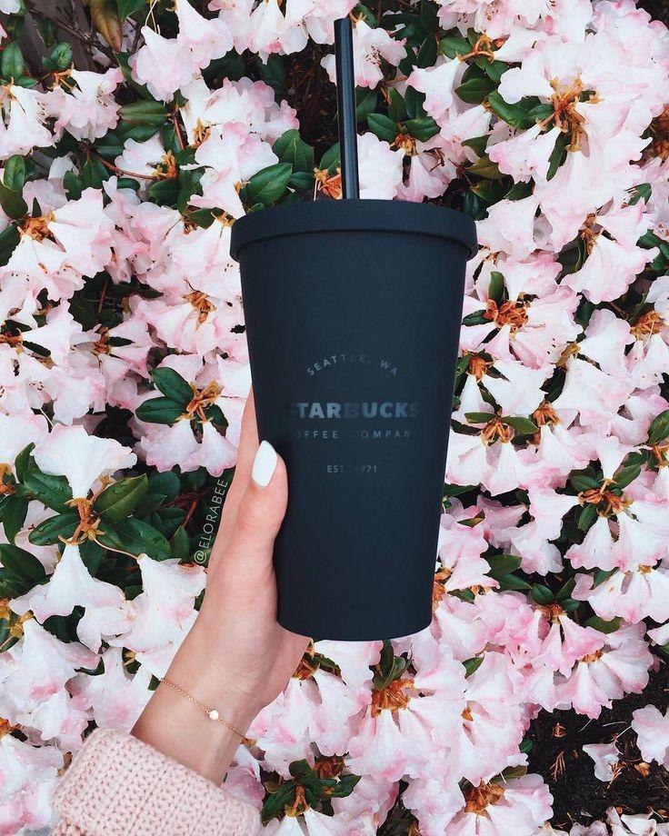 Starbucks #black