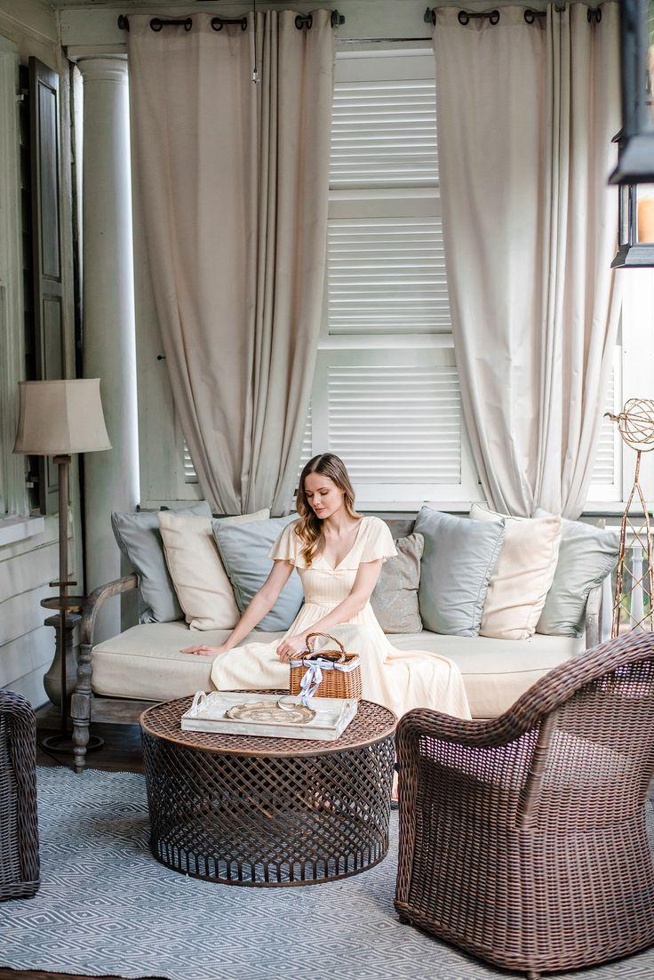 Charming Luxury at Zero George - The A List - A Blog By Alyssa Campanella