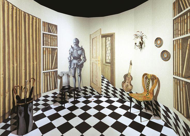 Best PIERO FORNASETTI Images On Pinterest Architecture - Piero fornasetti wallpaper designs