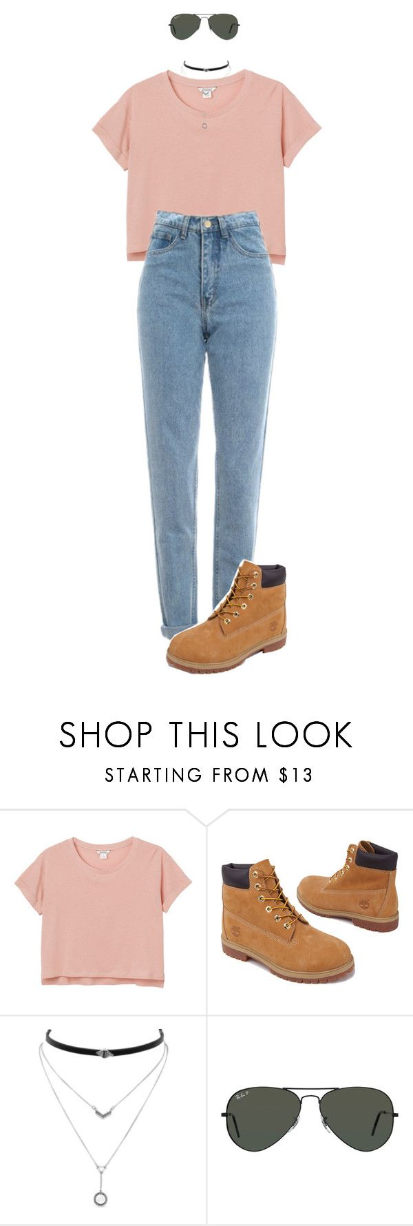 """""""Partners in crime will leave their mark"""" by pageslearntothink on Polyvore featuring Monki, WALL, Timberland, Jessica Simpson and Ray-Ban"""