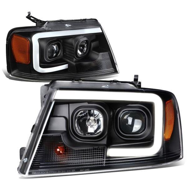 2008 Ford F150 Headlights F150 Projector Headlights Ford F150