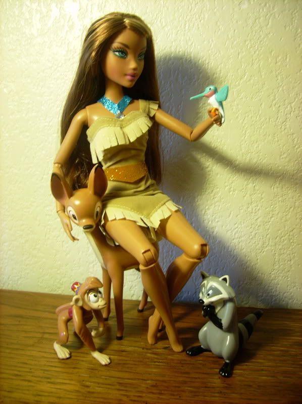 My scene dolls | Re: Any My Scene/ Disney OOAK dolls?