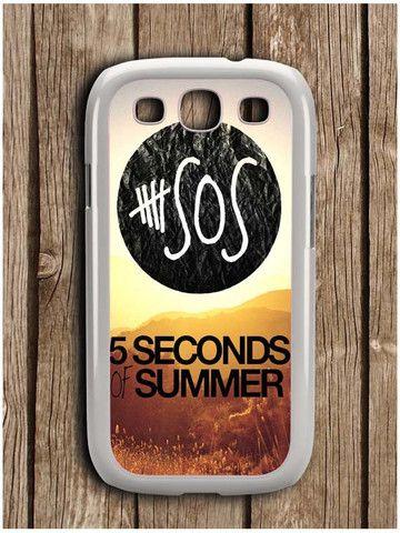 5 Second Of Summer Sunset Samsung Galaxy S3 Case