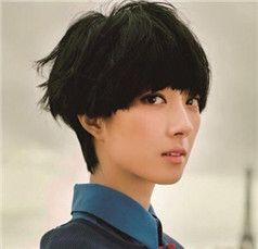 Short hair Asian 桂綸鎂