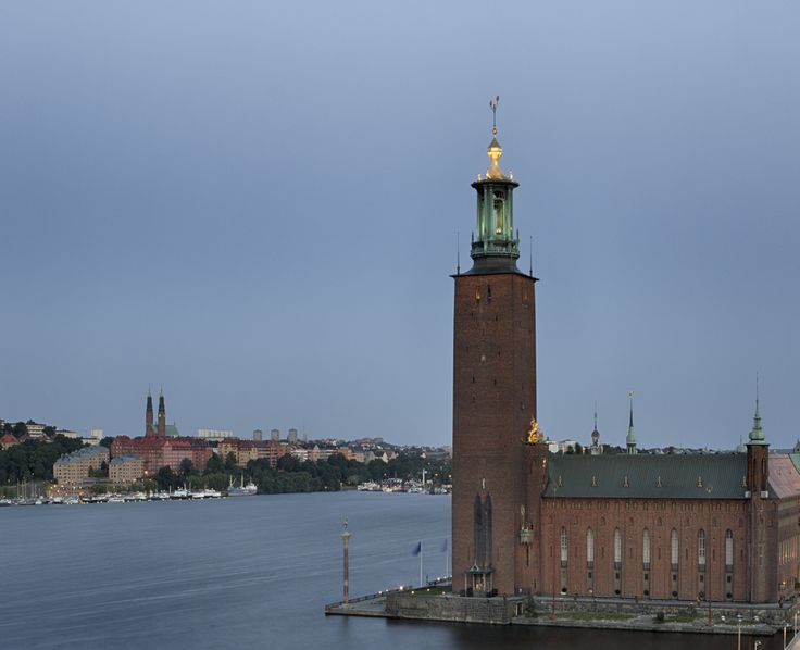 Located in the heart of Stockholm, right across from the City Hall.  http://sher.at/1XLrjel