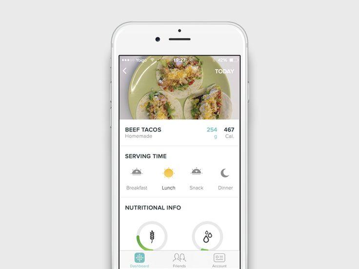 Fitbit - Final food Tweak by Albert Ramirez