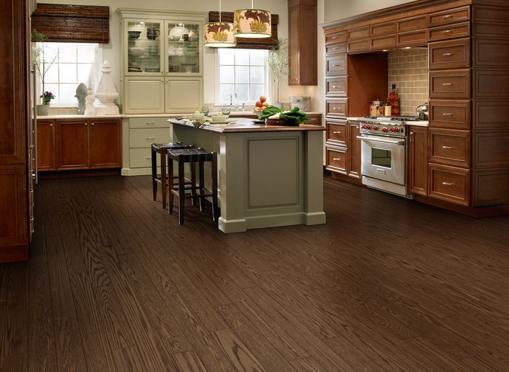 40 best images about preverco hardwood flooring on for Country kitchen flooring