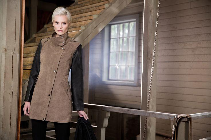 Kriss Fashion. Jacket www.kriss.eu