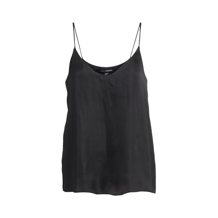 Satin, Sleeveless, , : , Contempora...