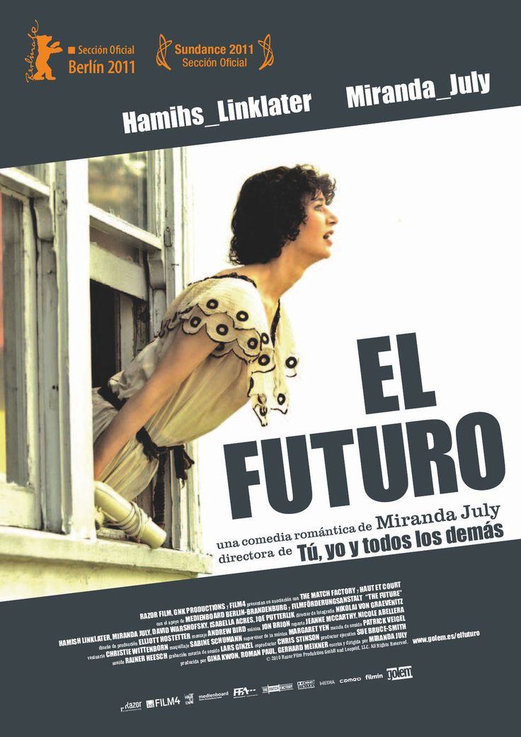 El futuro (2011). EEUU-Alemaña. Dir.: Miranda July. Comedia. Romance.Cine independente USA - DVD CINE 2337