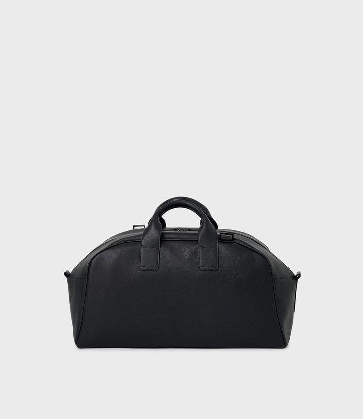ANNEX OVERNIGHT BAG - BLACK   Campbell Cole