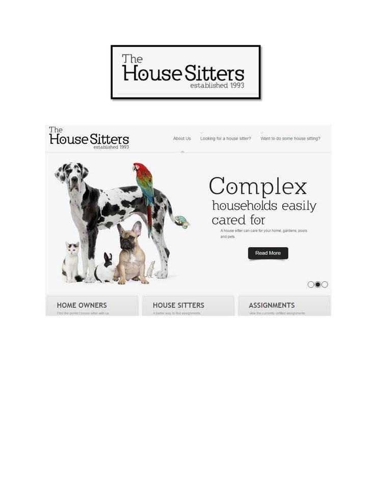 View and download Spend quality time while housesitting pets.docx on DocDroid