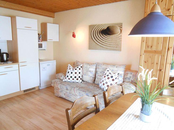 Wohnung A, Ferienwohnung, A, Haus, Bünning, Meerblick, Panoramameerblick, Ostsee, Strand, Kalifornien, Apartment, Appartement