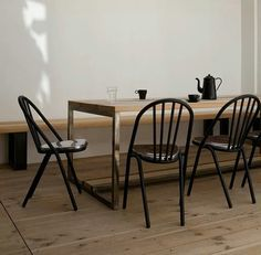 Surpil stacking chair, DCW, Lampe Gras More