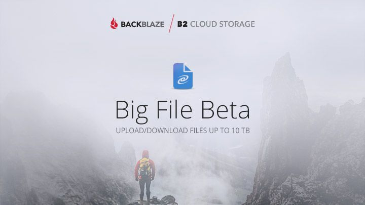 Backblaze's new big file service goes head to head with Amazon Web Services