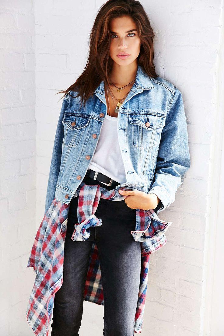 BDG Denim Boyfriend Jacket - Urban Outfitters