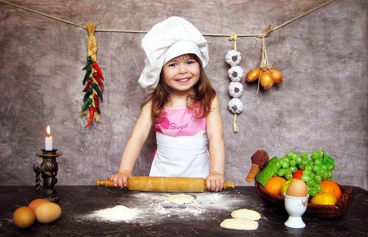 украшения на кухню своими руками фото поваренок