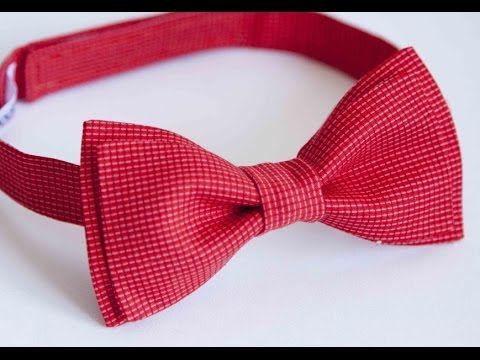 DIY + GIVEAWAY(закрыт) галстук бабочка своими руками - YouTube