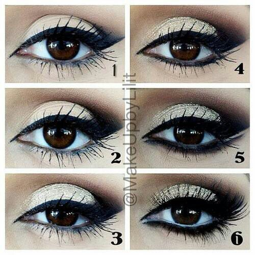 Dark eyes. Love. Going to master this one day.