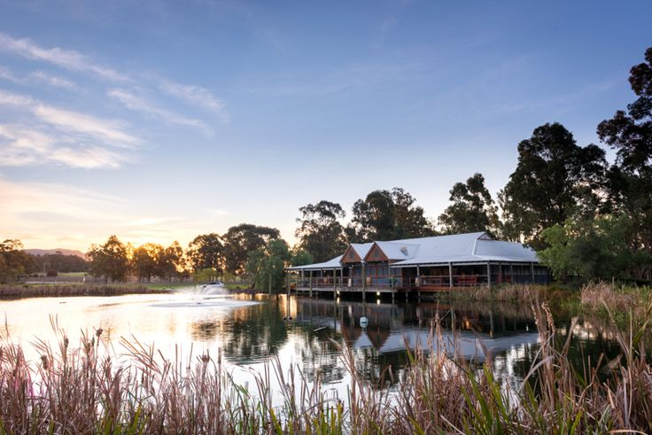 Spectacular Sunsets at Tamburlaine Wines. This Organic Winery can be the perfect location for your Hunter valley Wedding.