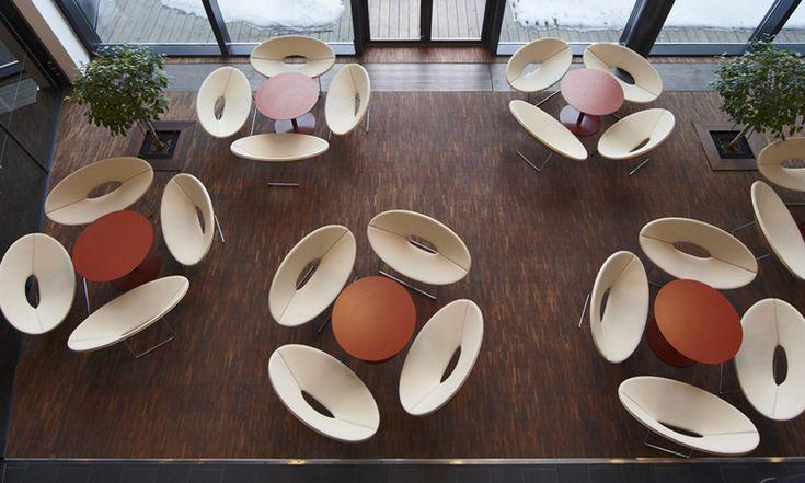 Ellipse chair, design Timo Ripatti 2008.