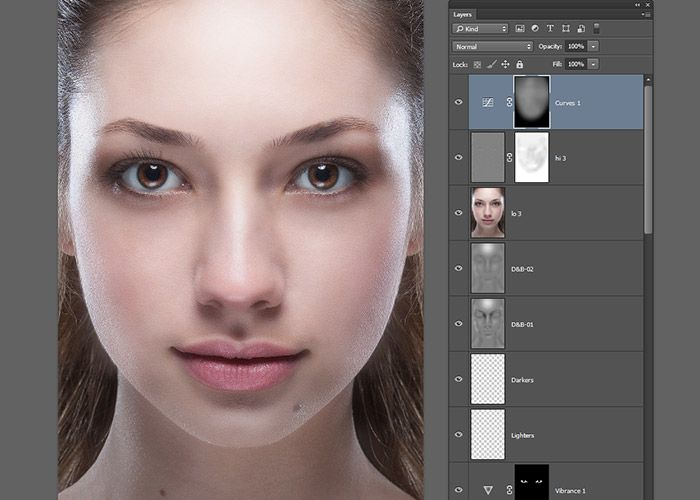 This tutorial is all about beauty retouching and how to use adjustment layers, lighting, dodging and burning, and frequency separation to create stunning skin tones and textures for a true beauty photography retouch. This tutorial should work just fine with most versions of Photoshop and you can