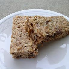 Chewy Granola Bars (low fat, cal) | Favorite Recipes | Pinterest