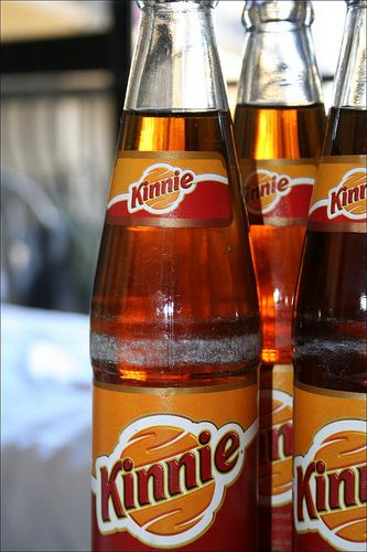 Deliciously tangy Maltese soft drink called Kinnie. A beloved local drink and a must try! │ #VisitMalta visitmalta.com