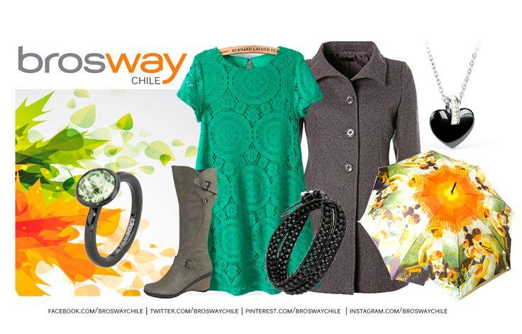 Ideas para el miércoles #joyas #moda #brosway