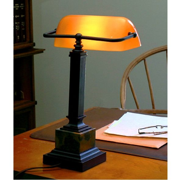 """House of Troy 13 3/4"""" High Mahogany Bronze Piano Desk Lamp  Style # R3401  http://www.lampsplus.com/products/house-of-troy-13-and-three-quarter-inch-high-mahogany-bronze-piano-desk-lamp__r3401.html House of Troy Shelburne Table Lamp in Mahogany Bronze - DSK430-MB http://www.wayfair.com/House-of-Troy-Shelburne-Table-Lamp-in-Mahogany-Bronze-DSK430-MB-XFS1107.html"""