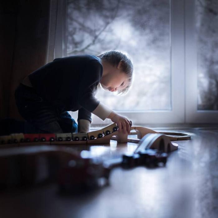 Ласкаво просимо до зимової казки: чарівні роботи польського фотографа | ВСВІТІ
